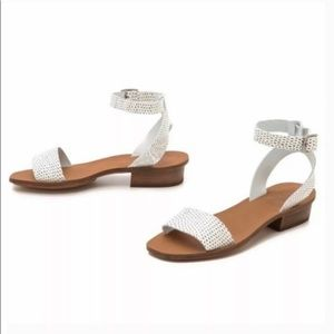Madewell Veronique Ankle Strap Sandals